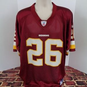 Reebok Shirts - Washington Redskins NFL Jersey Portis 26 Mens XL 0a8c2f624